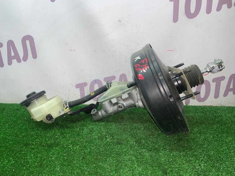 Главный тормозной цилиндр Honda Fit GE6 L13A 2007 (б/у)