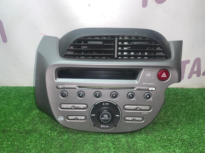 Магнитофон Honda Fit GE6 L13A 2007 (б/у)