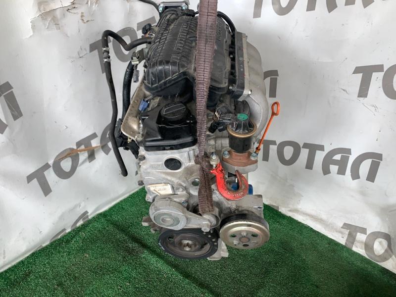 Двигатель Honda Fit GE6 L13A 2007 (б/у)