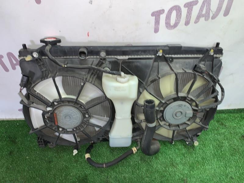 Радиатор двс Honda Fit GE6 L13A 2007 (б/у)