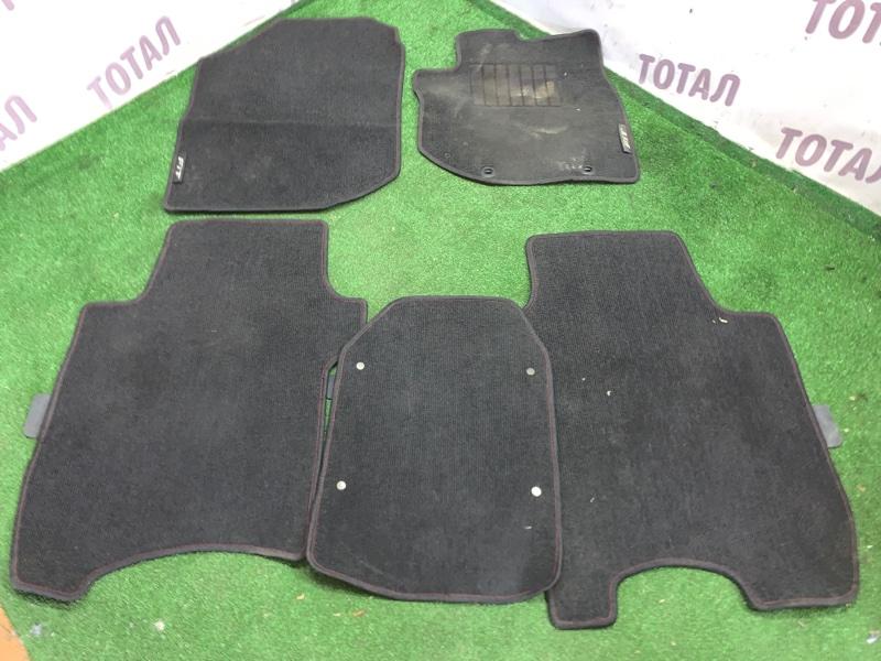 Коврики комплект Honda Fit GE6 L13A 2007 (б/у)