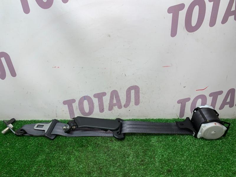 Ремень безопасности Honda Fit GE6 L13A 2007 задний левый (б/у)