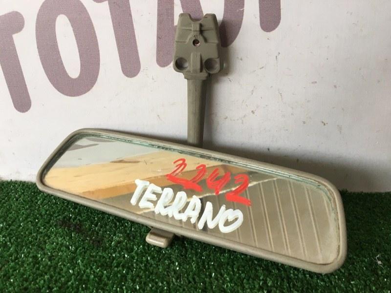 Зеркало салона Nissan Terrano TR50 QD32ETI (б/у)