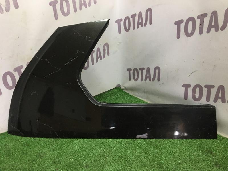 Накладка на крыло Mazda Mpv LY3P L3VDT задняя правая (б/у)