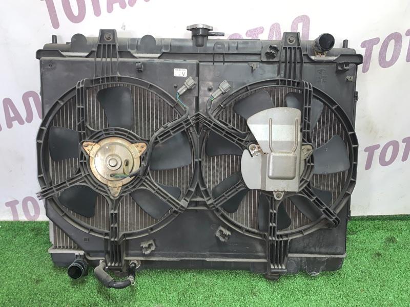 Радиатор двс Nissan Liberty PNM12 SR20DET 1999 (б/у)