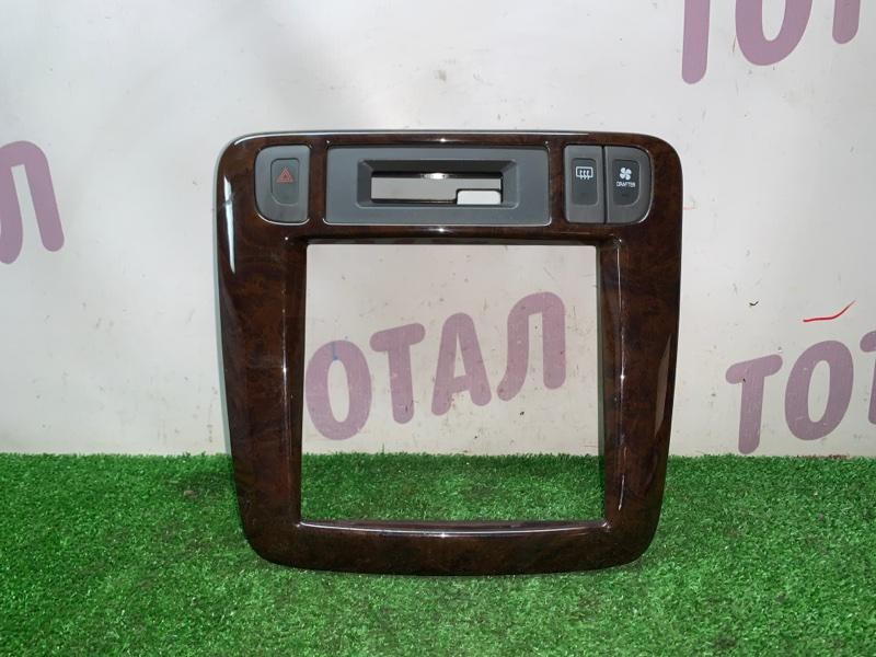 Консоль магнитофона Nissan Liberty PNM12 SR20DET 1999 (б/у)