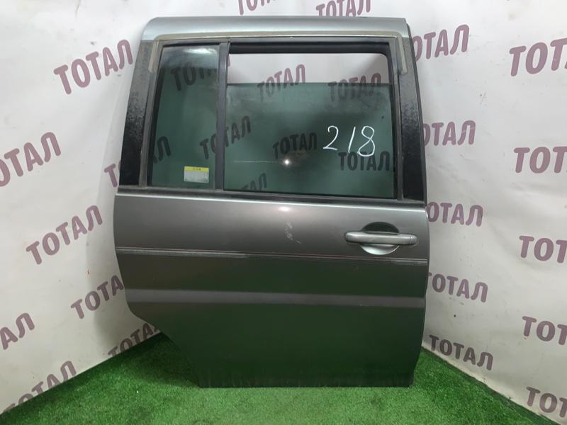 Дверь Nissan Liberty PNM12 SR20DET 1999 задняя правая (б/у)