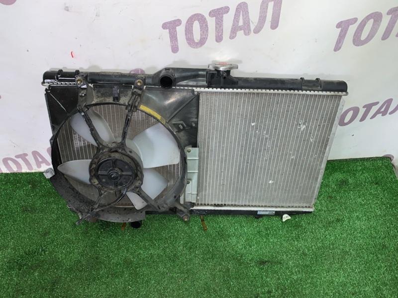 Радиатор двс Toyota Corolla Spacio AE115 7AFE 2000 (б/у)