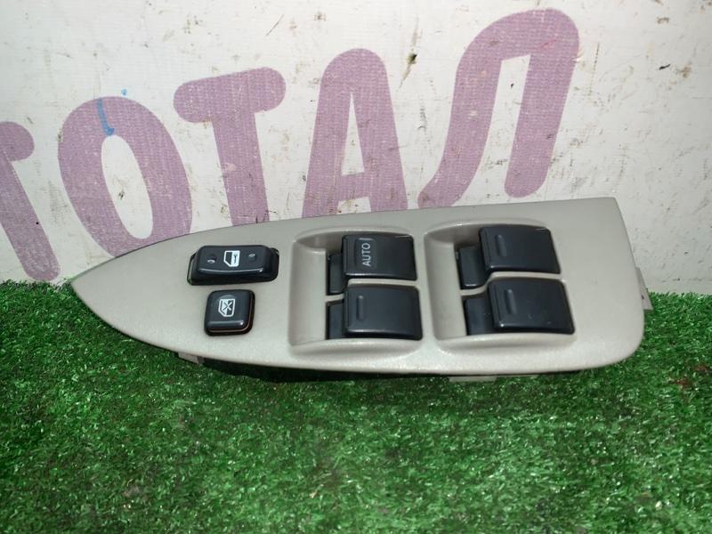 Блок упр. стеклоподьемниками Toyota Corolla Spacio AE115 7AFE 2000 передний правый (б/у)