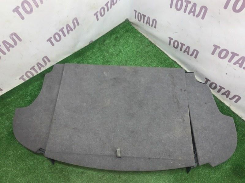 Обшивка багажника Toyota Corolla Spacio AE115 7AFE 2000 нижняя (б/у)