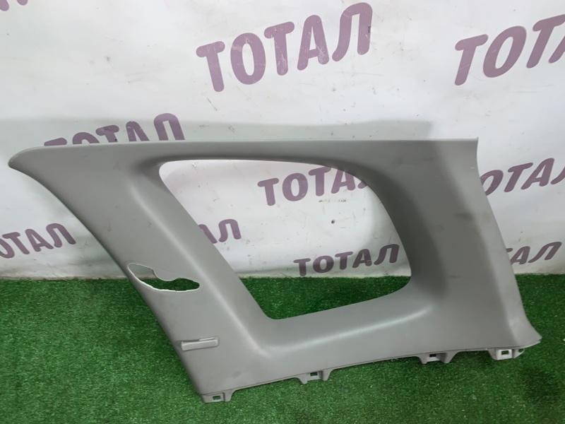 Обшивка багажника Toyota Corolla Spacio AE115 7AFE 2000 задняя правая верхняя (б/у)