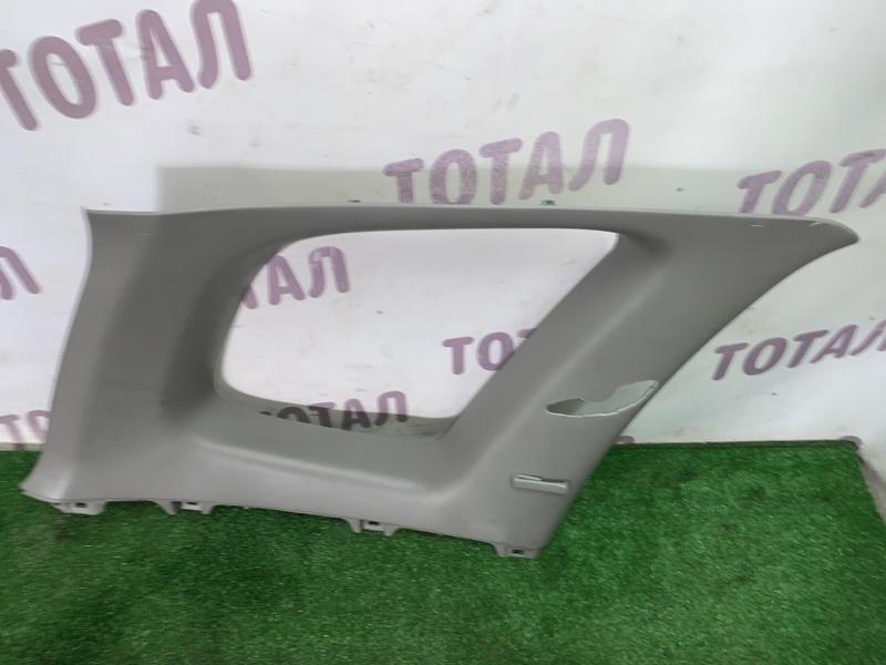 Обшивка багажника Toyota Corolla Spacio AE115 7AFE 2000 задняя левая верхняя (б/у)
