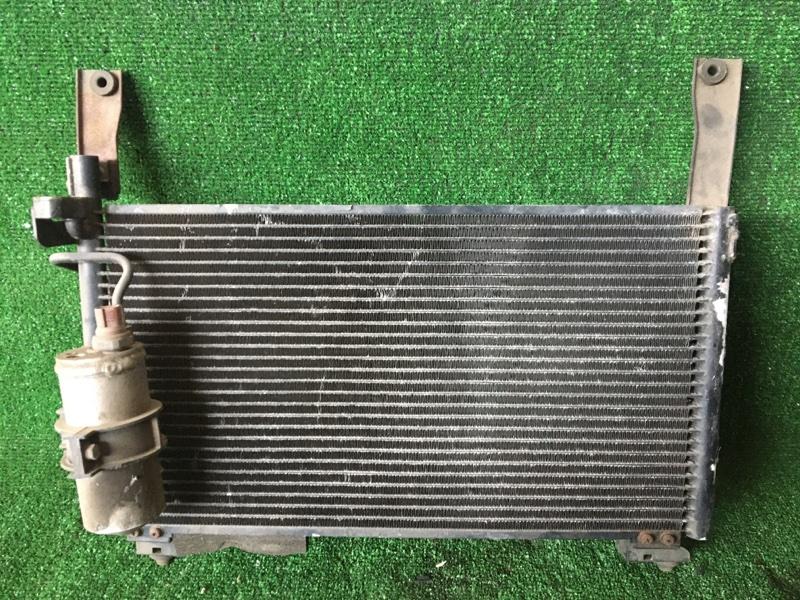 Радиатор кондиционера Mitsubishi Pajero Junior H57A 4A31 (б/у)