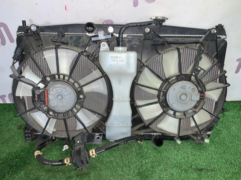 Радиатор двс Honda Insight ZE2 LDA 2010 (б/у)
