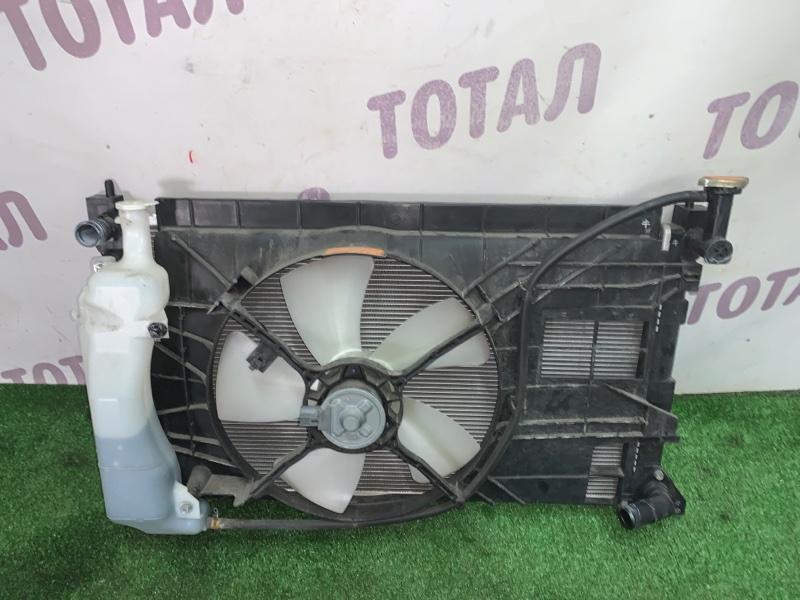 Радиатор двс Mitsubishi Colt Z22A 4A90 2010 (б/у)
