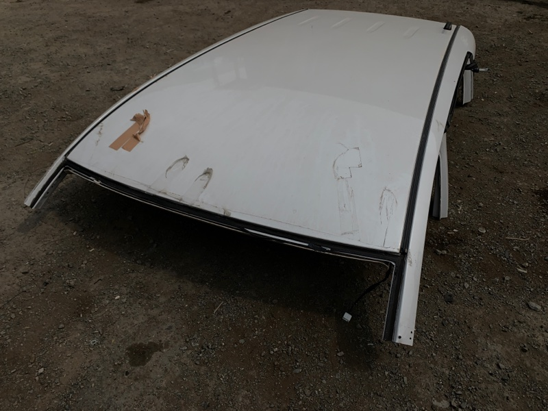 Крыша Toyota Sienta NCP85 1NZFE 2004 (б/у)