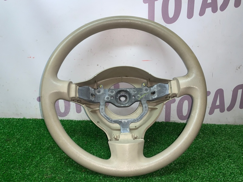 Руль Toyota Sienta NCP85 1NZFE 2004 (б/у)