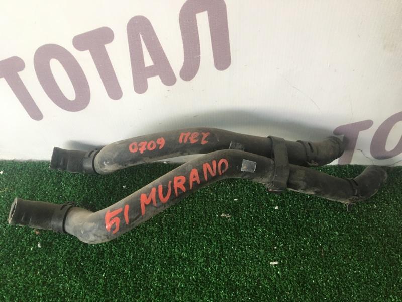 Шланги печки Nissan Murano PNZ51 VQ35 (б/у)