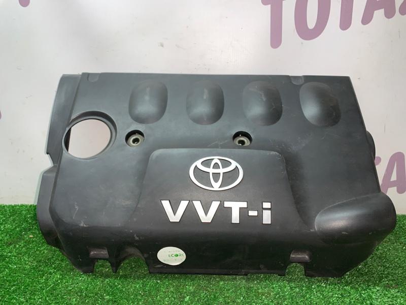 Декоративная крышка двигателя Toyota Sienta NCP85 1NZFE 2004 (б/у)