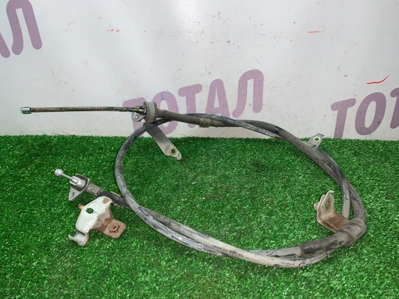 Трос ручника Toyota Sienta NCP85 1NZFE 2004 правый (б/у)