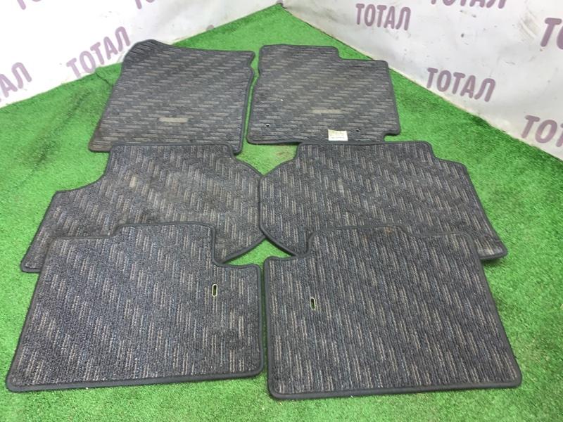 Коврики комплект Toyota Sienta NCP85 1NZFE 2004 (б/у)