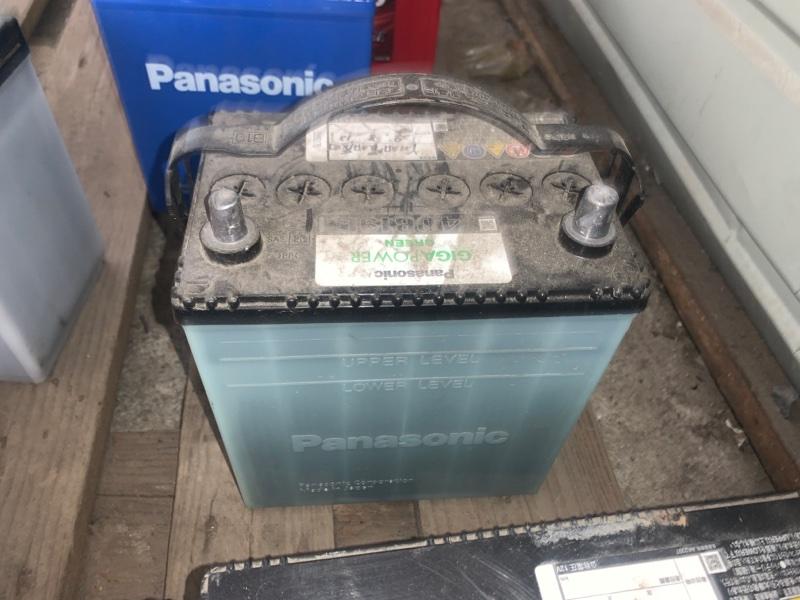 Аккумулятор Mitsubishi Colt Z22A 4A90 2010 (б/у)