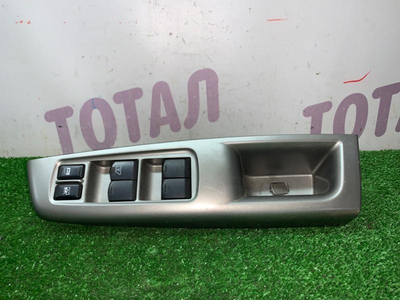 Блок упр. стеклоподьемниками Subaru Forester SH5 EJ205 2008 передний правый (б/у)
