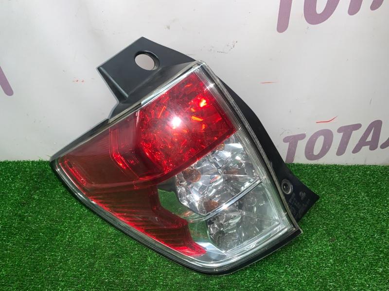Стоп-сигнал Subaru Forester SH5 EJ205 2008 задний левый (б/у)