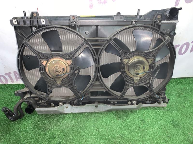 Радиатор двс Subaru Forester SG5 EJ205 2002 (б/у)