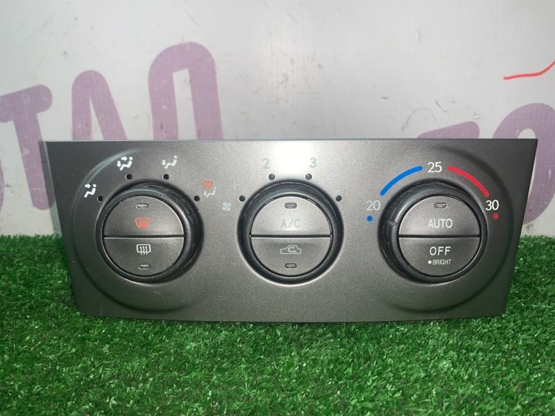 Блок управления климат-контролем Subaru Forester SG5 EJ205 2002 (б/у)