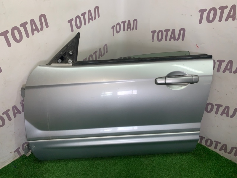 Дверь Subaru Forester SG5 EJ205 2002 передняя левая (б/у)
