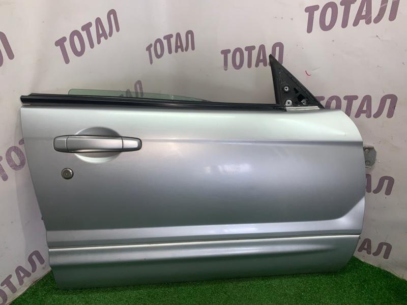 Дверь Subaru Forester SG5 EJ205 2002 передняя правая (б/у)
