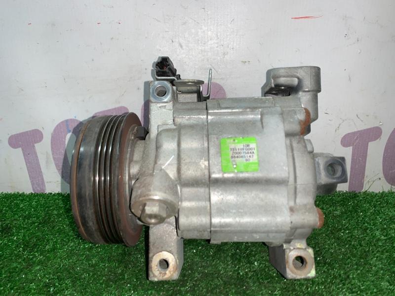 Компрессор кондиционера Subaru Forester SH5 EJ205 2008 (б/у)