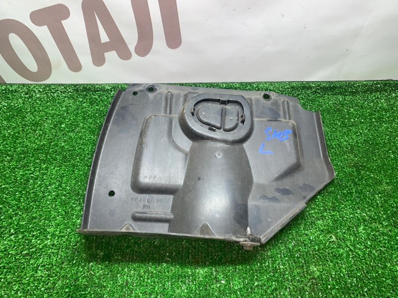 Защита двигателя Subaru Forester SH5 EJ205 2008 (б/у)