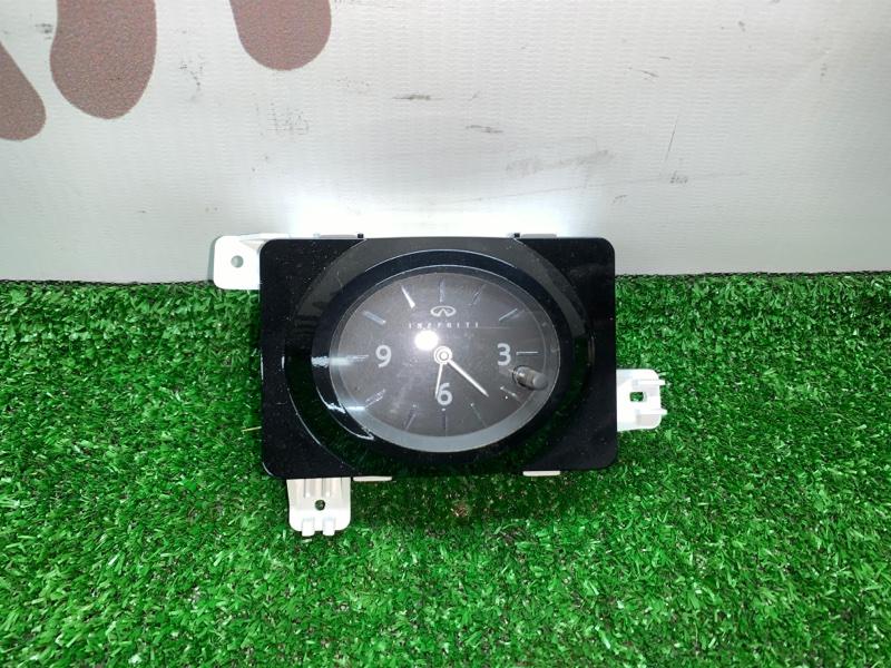 Часы Infiniti Qx56 JA60 VK56DE 2005 (б/у)