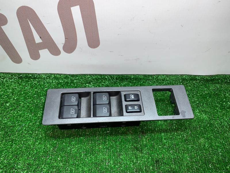 Блок упр. стеклоподьемниками Infiniti Qx56 JA60 VK56DE 2005 передний левый (б/у)