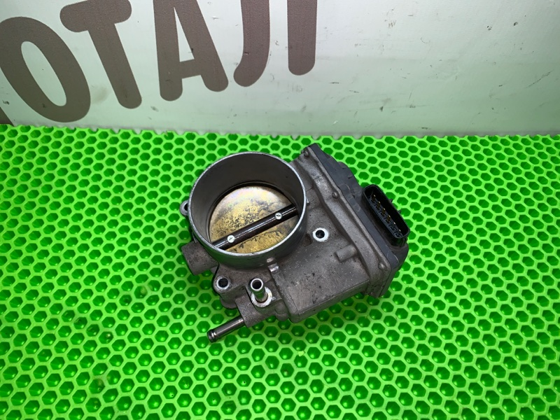 Блок дроссельной заслонки Infiniti Qx56 JA60 VK56DE 2005 (б/у)
