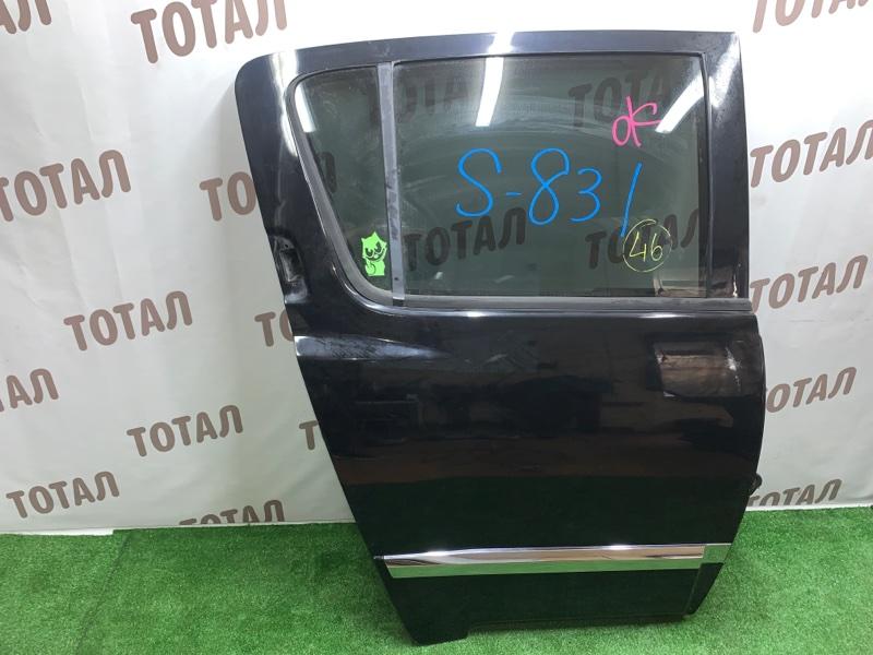 Дверь Infiniti Qx56 JA60 VK56DE 2005 задняя правая (б/у)