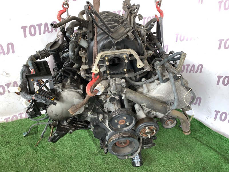 Двигатель Infiniti Qx56 JA60 VK56DE 2005 (б/у)
