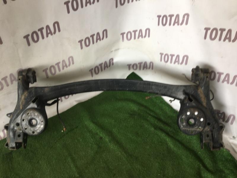 Балка подвески Toyota Estima GSR55 2GRFE задняя (б/у)