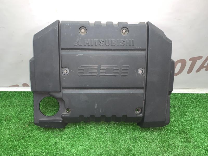 Декоративная крышка двигателя Mitsubishi Legnum EA7W 4G94 2000 (б/у)