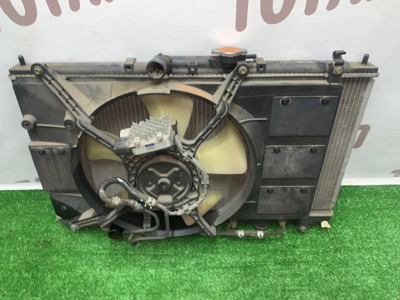 Радиатор двс Mitsubishi Legnum EA1W 4G93 2000 (б/у)