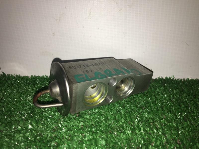 Клапан радиатора кондиционера Nissan Elgrand AVWE50 QD32ETI 1997 (б/у)