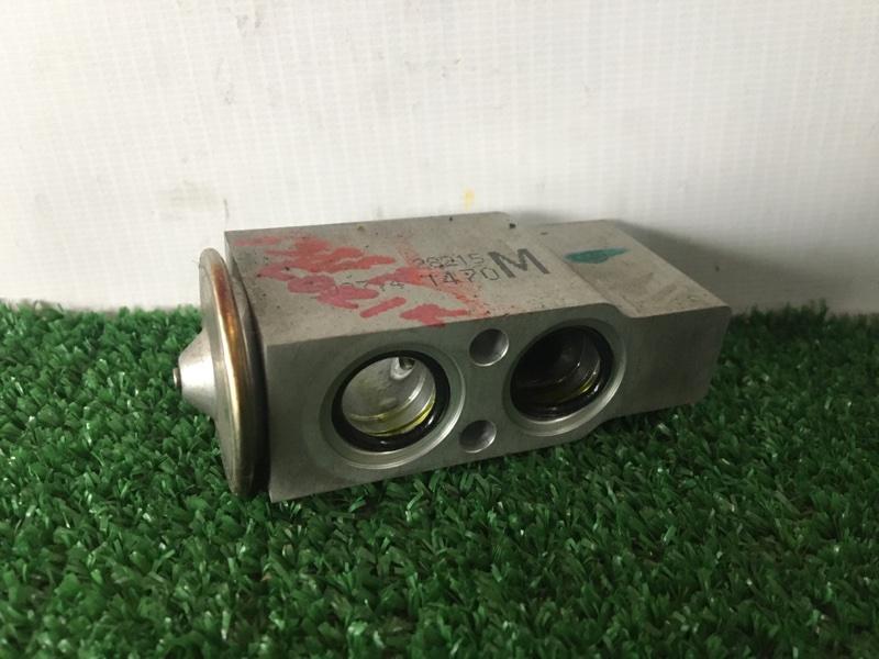Клапан радиатора кондиционера Subaru Forester SG5 EJ205 2002 (б/у)