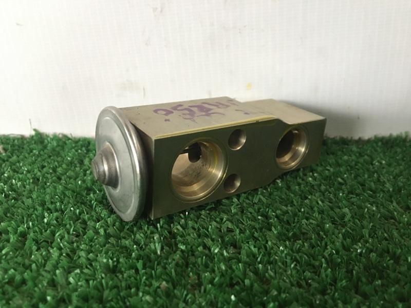 Клапан радиатора кондиционера Nissan Terrano Regulus JRR50 QD32TI 1997 (б/у)
