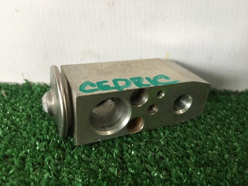 Клапан радиатора кондиционера Nissan Cedric ENY34 RB25DET 1999 (б/у)