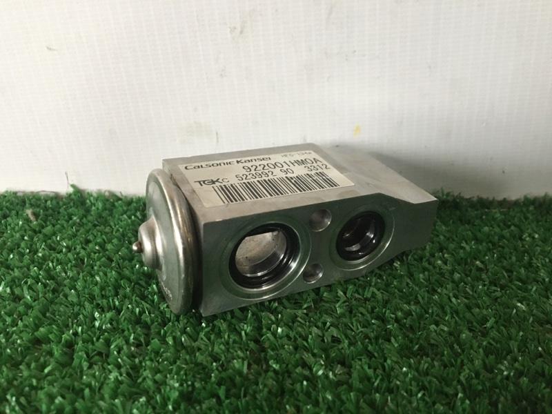 Клапан радиатора кондиционера Nissan Note E12 HR12DDR 2013 (б/у)