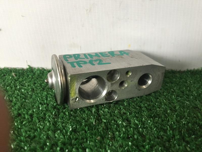 Клапан радиатора кондиционера Nissan Primera TP12 QR20DE 2003 (б/у)
