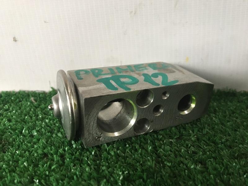 Клапан радиатора кондиционера Nissan Primera TP12 QR20DE 2005 (б/у)