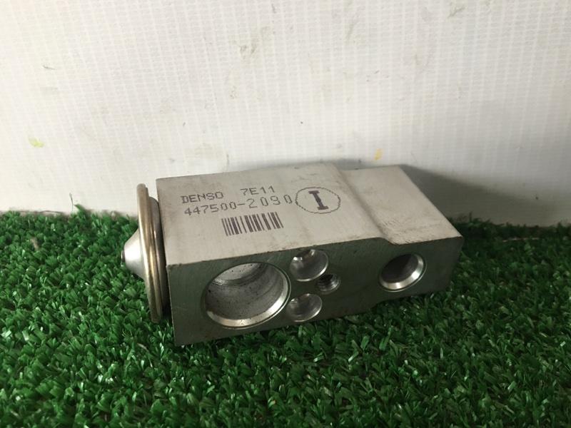 Клапан радиатора кондиционера Toyota Funcargo NCP25 1NZFE 2003 (б/у)